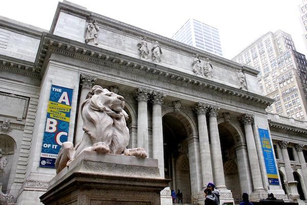 Roteiro em Nova York: Biblioteca Pública de Nova York