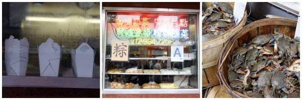 Comida - Chinatown