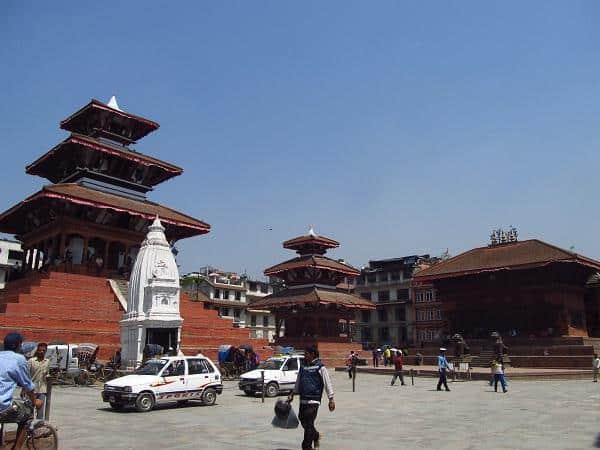 Durbar Square, katmandu
