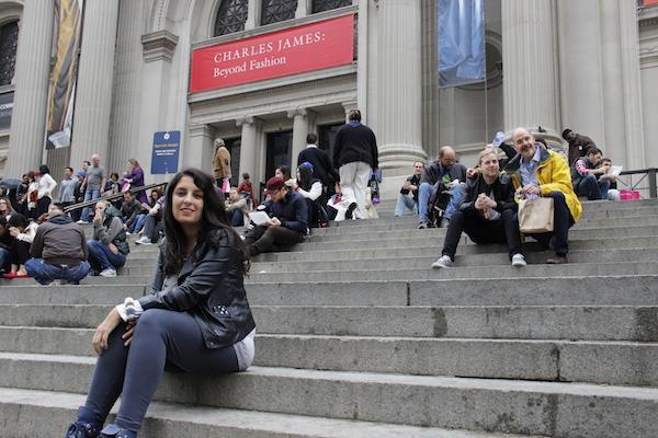 Roteiro em Nova York: Estadarias do MET