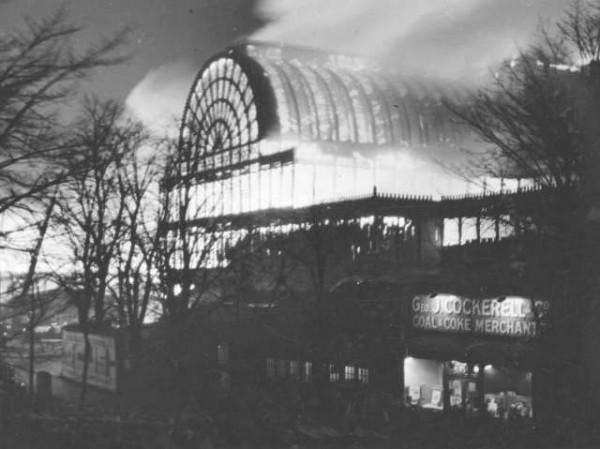 Incêndio do Crystal Palace