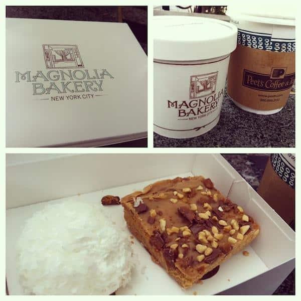 Roteiro em Nova York: Magnolia Bakery - Bleecker Street