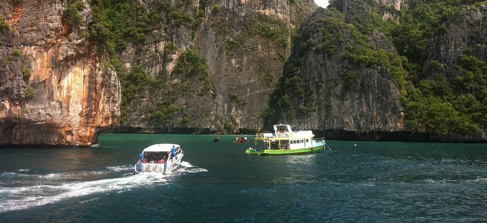Passeio de barco na Tailândia: evitando roubadas