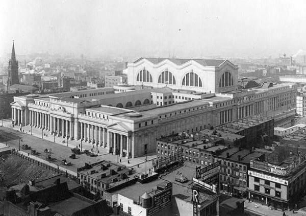 Penn Station, Nova York