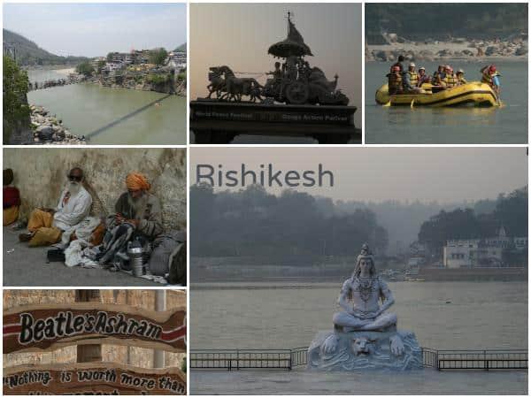 Rishikesh viagem espiritual para índia