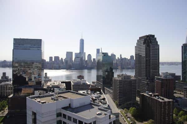 Skyline Nova York - Nova Jersey