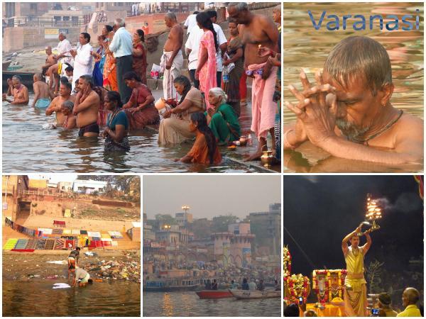 Varanasi viagem para índia espiritual