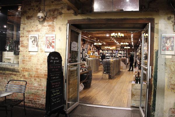Vinhos Chelsea Market