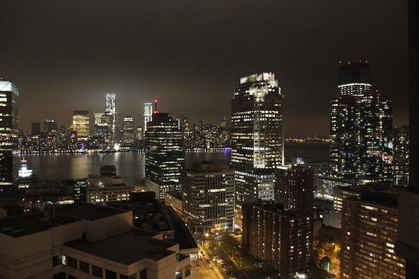 Vista Skyline Nova York