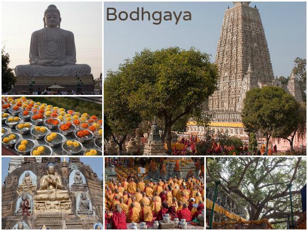 bodhgaya viagem para índia espiritual