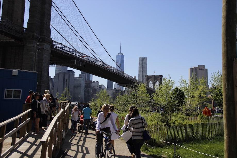 Brooklyn Bridge - Nova York