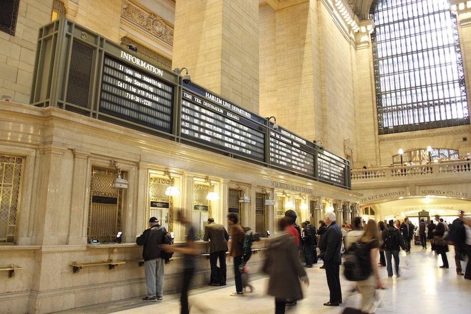 Grand Central Station - Nova York