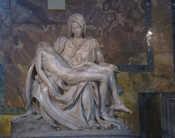 Pietá, Vaticano