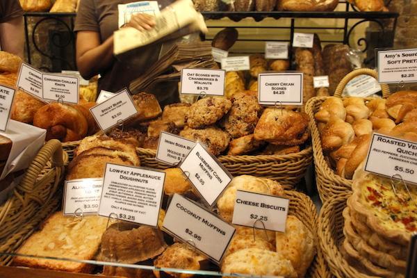 Comer bem e Barato em Nova York - Amys Bread