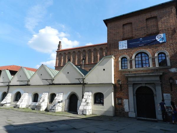 Museu Bairo Judeu na Cracóvia