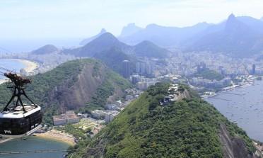 Passeio no Bondinho do Pão de Açúcar, no Rio