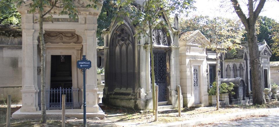 Père Lachaise, o cemitério dos famosos em Paris