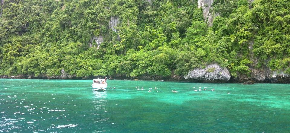 Phi Phi, Tailândia