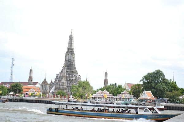 Wat Arun, em Bangkok, Tailândia