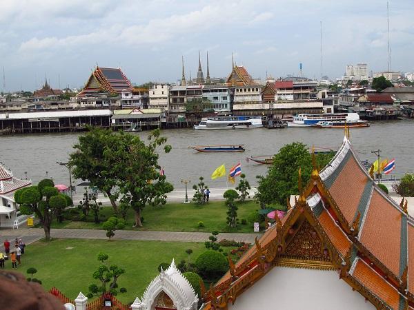 Wat Arun, em Bangkok