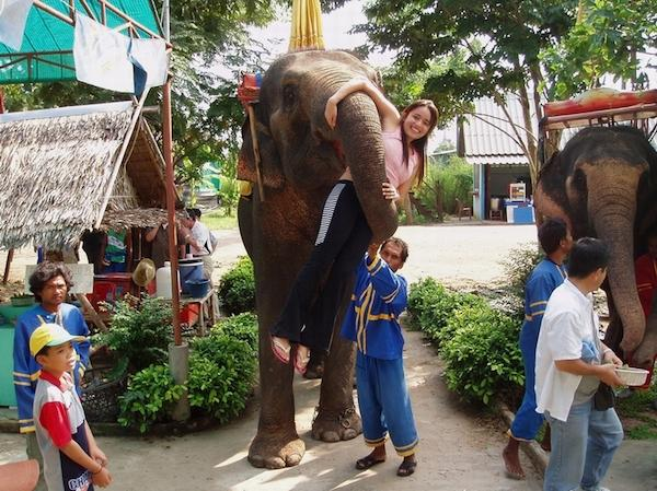 intercambio na tailandia ayutthaya