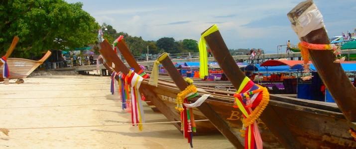 Viajar para a Tailândia - Ko Phi Phi