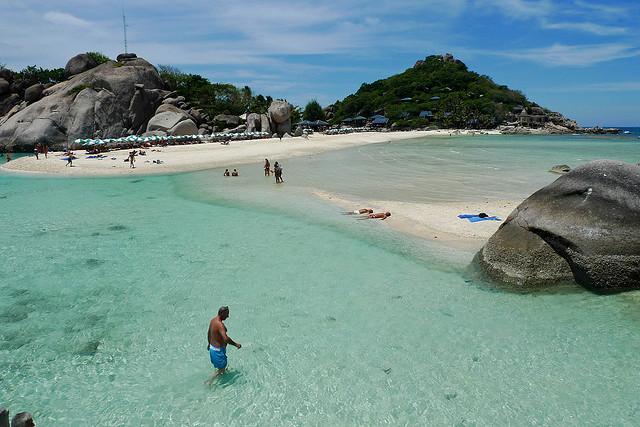 Mergulhar na Tailândia