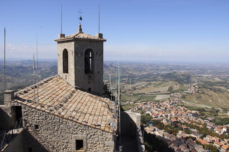 Onde ficar em San Marino vista