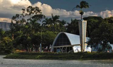 Pampulha: visita ao patrimônio da humanidade, em Belo Horizonte