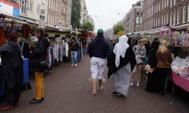 Albert Cuyp, mercado de rua em Amsterdam