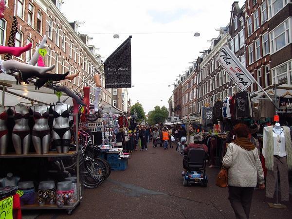 Albert Cuyp, Amsterdam