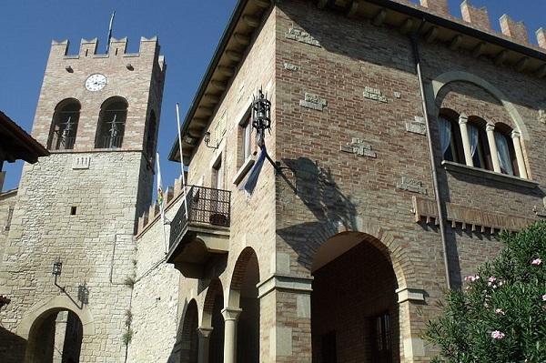 Castello de Serravalle