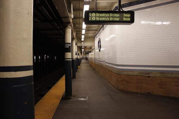 Estação do Metrô de Nova York