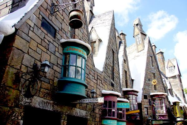 Hogsmead - Parque do Harry Potter