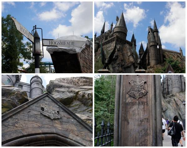 Hogwarts - Parque do Harry Potter