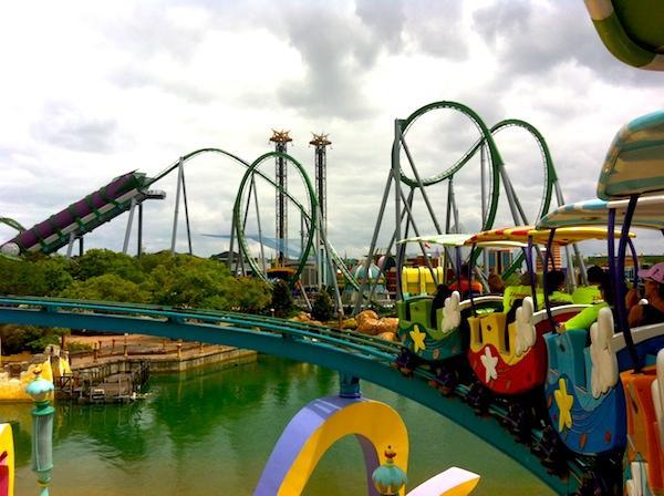 Ingressos para os parques da Universal Orlando