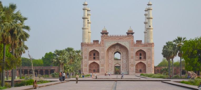 Agra além do Taj Mahal