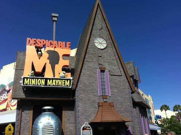 Minion - Universal Studios Orlando