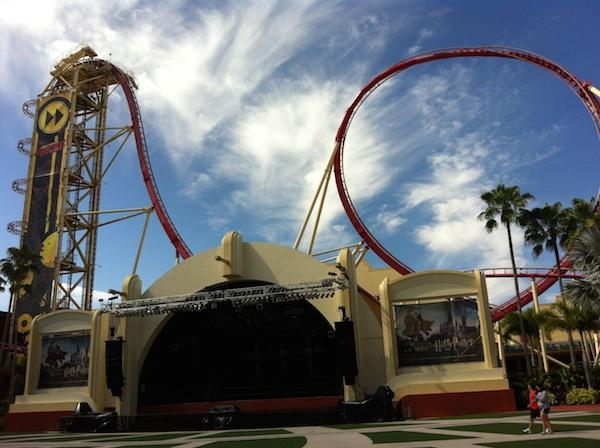 Montanha-Russa - Universal Studios Orlando