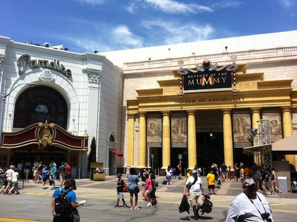 Mumia - Universal Studios Orlando