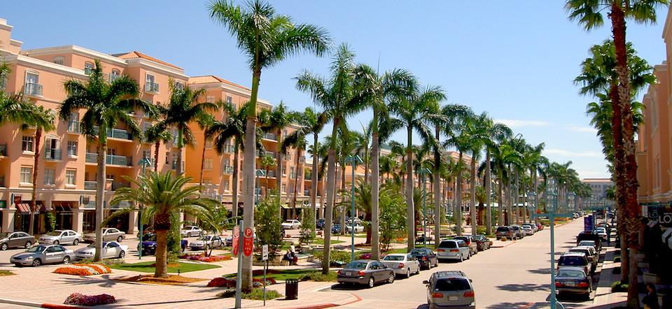 Onde ficar em Boca Raton