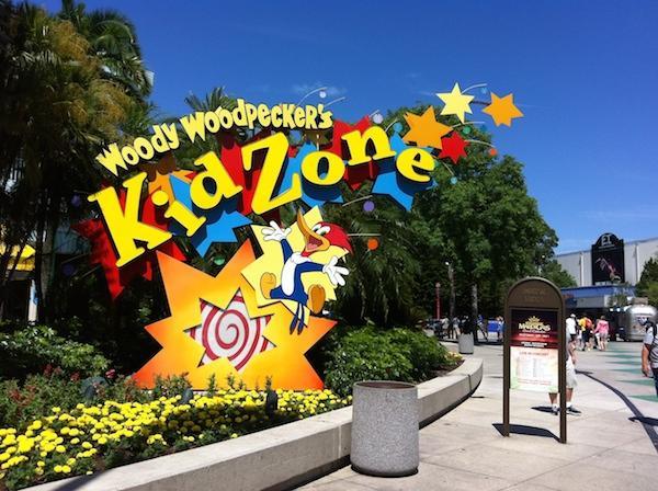 Pica-pau - Universal Studios Orlando
