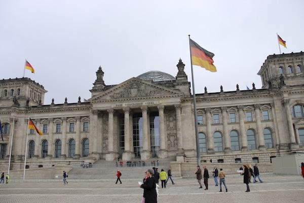 Reichstag Berlim segunda guerra mundial