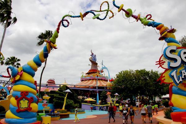 Seuss - Islands of Adventure