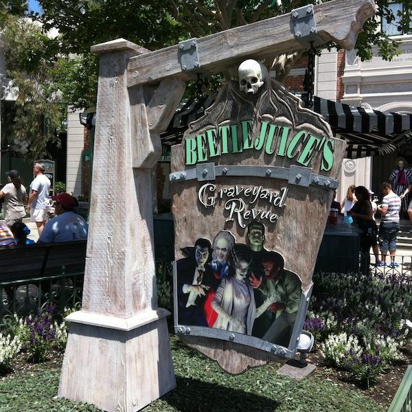 beetlejuice - Universal Studios Orlando