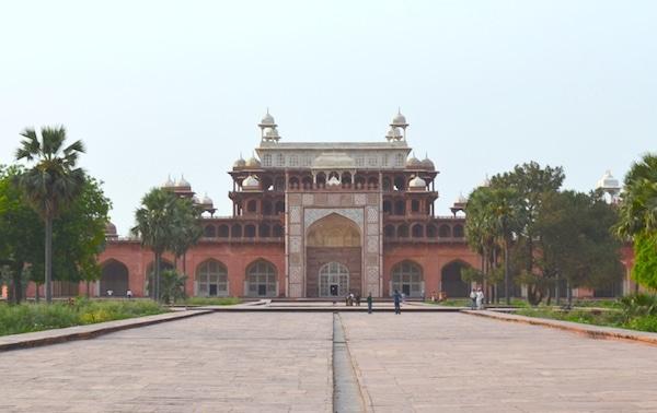 mausoleu akbar agra