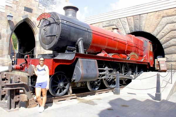 parque do harry potter - orlando