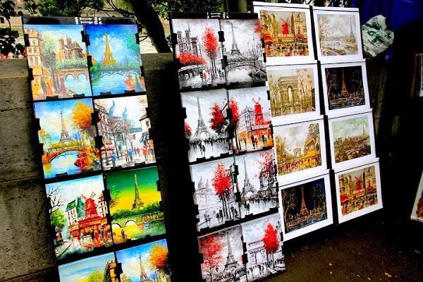 quadros em Paris
