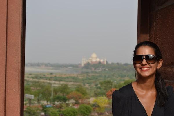 Agra Fort Vista