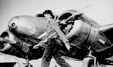Grandes Viajantes: Amelia Earhart e a aviação